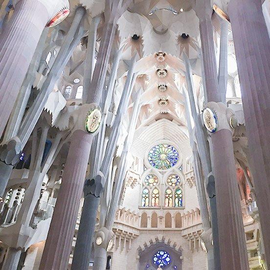 聖家堂 La Sagrada Família (Barcelona, Spain)
