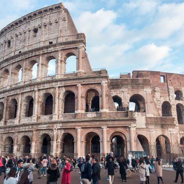 羅馬競技場 Colosseum (Rome, Italy)