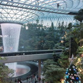 新加坡樟宜機場星耀樟宜Jewel Changi (Singapore)
