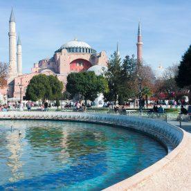 聖索菲亞大教堂 Hagia Sophia (Istanbul, Turkey)