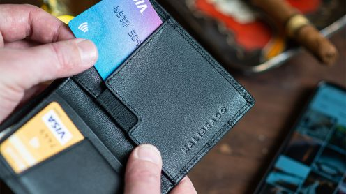 信用卡消費累積點數